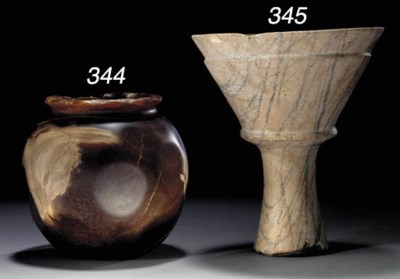 A BACTRIAN CALCITE JAR