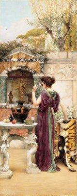 John William Godward (British,