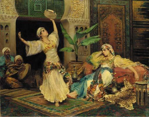 Fabbio Fabbi (Italian, 1861-19