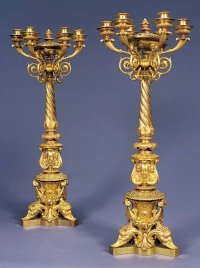 A pair of Louis-Phillippe ormo
