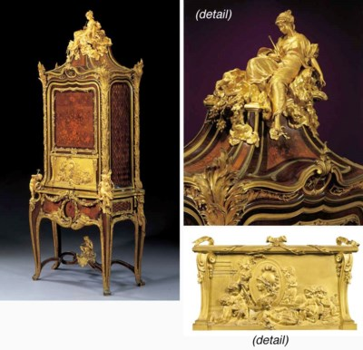 AN IMPORTANT LOUIS XV STYLE OR