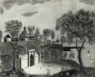 AMERICAN SCHOOL, EARLY 19TH CE
