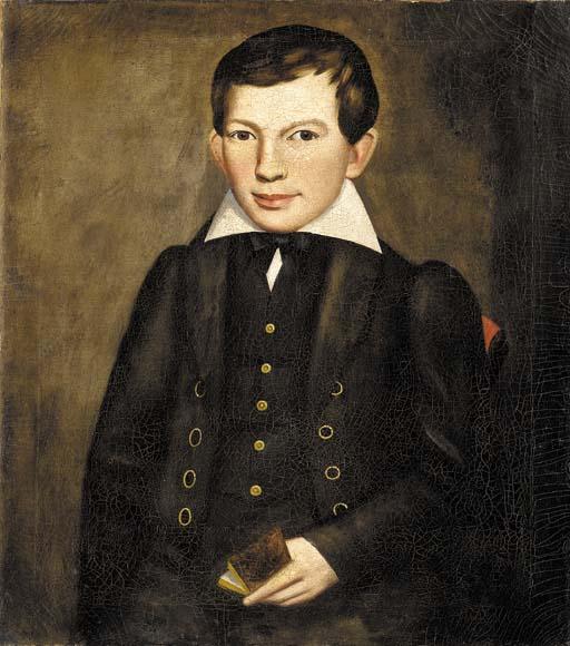 ERASTUS SALISBURY FIELD (1805-