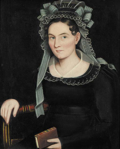 AMMI PHILLIPS (1788-1865)*