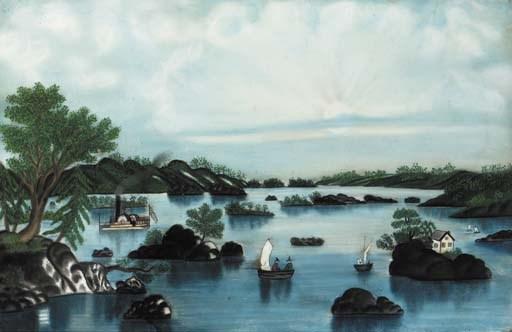 FRANCIS LAROCHE, LATE 19TH CEN