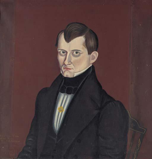 AARON DEAN FLETCHER (1817-1902