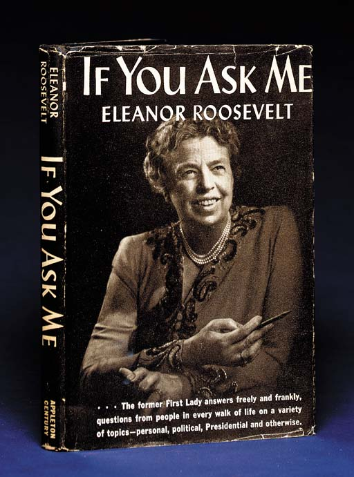ROOSEVELT, Eleanor. If You Ask