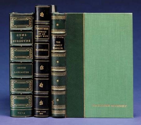[ROOSEVELT, Eleanor, her copie