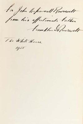 ROOSEVELT, Franklin D. The Pub