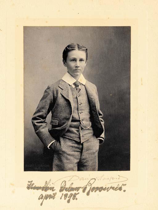 ROOSEVELT, Franklin D. Portrai