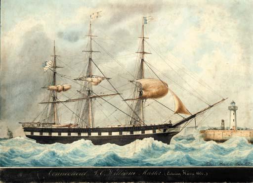 Frederic Roux (1805-1870)
