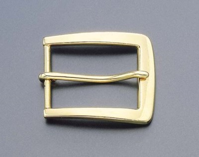 A BELT BUCKLE, BY TIFFANY & CO