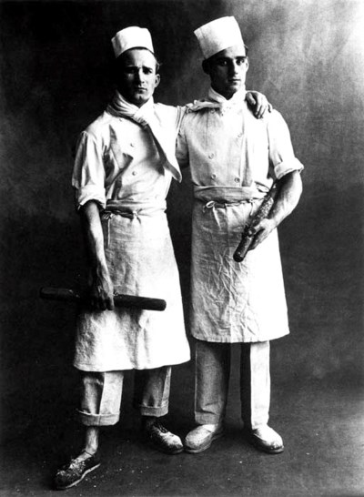 IRVING PENN (BORN 1917)