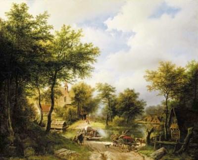 Barend Cornelis Koekkoek (Dutc