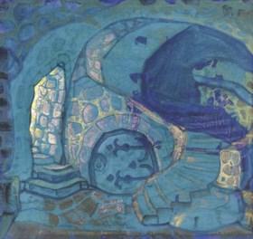 NIKOLAI KONSTANTINOVICH RERIKH [ROERICH]  (1874-1947)