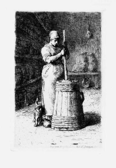 JEAN FRANCOIS MILLET (1814-187