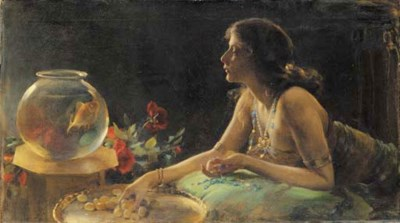 Charles Courtney Curran (1861-
