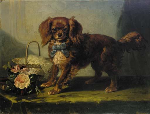 BERNARD DE GEMPT (1826-1879)