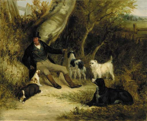 WILLIAM J. SHAYER (1811-1892)