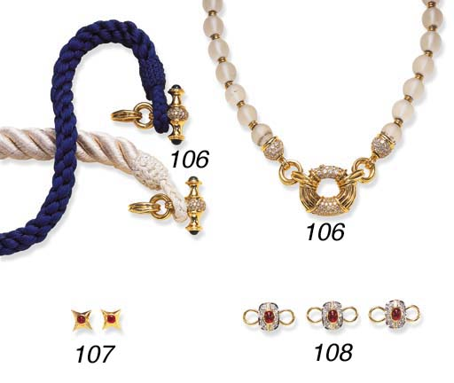 A GROUP OF JEWELRY, BY HARRY W