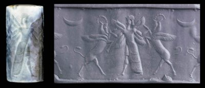 A NEO-BABYLONIAN CHALCIFIED CH