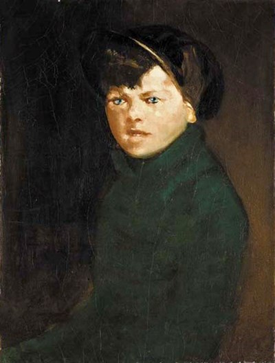 George Benjamin Luks (1867-183