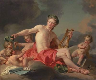 NICOLAS-GUY BRENET (1728-1792)