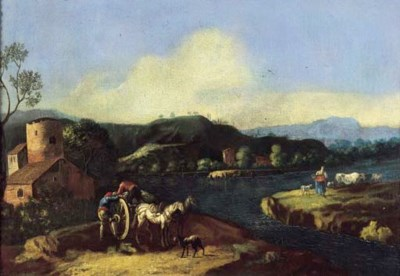 Seguace di Giuseppe Zais