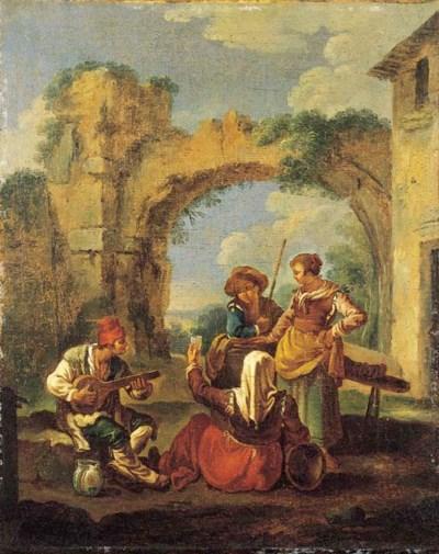 Cerchia di Paolo Monaldi (atti