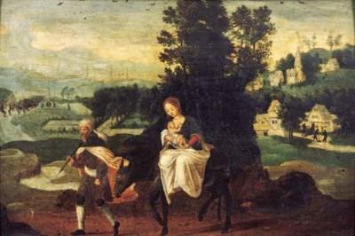 Seguace di Joachim Patenir