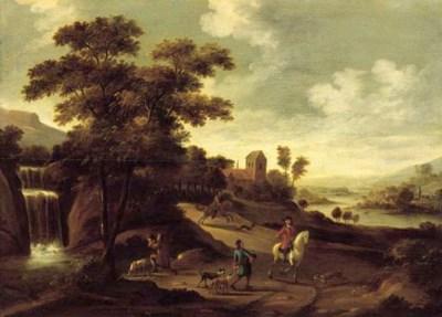 Scuola fiamminga, secolo XVIII