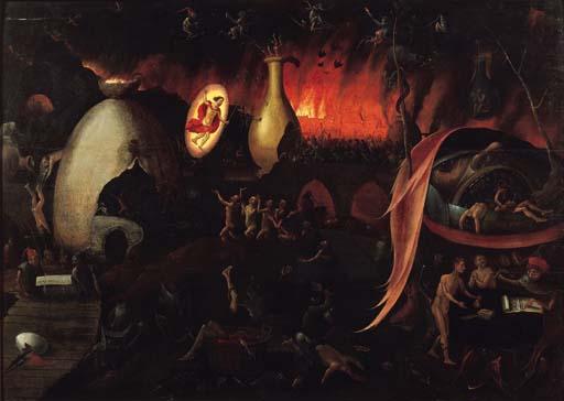 Seguace di Jeronimus Bosch