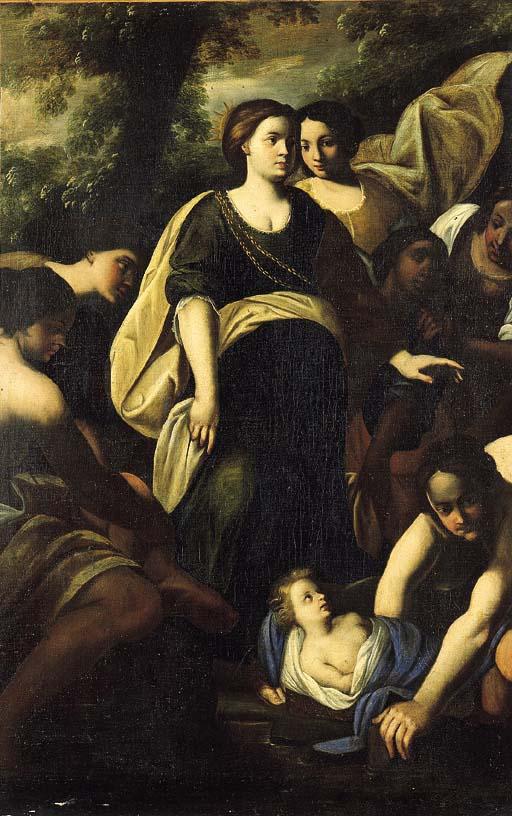 Scuola napoletana, prima metà