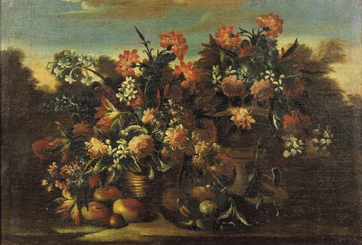 Maniera del Maestro dei fiori