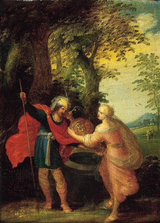 Cerchia di Frans Francken II (