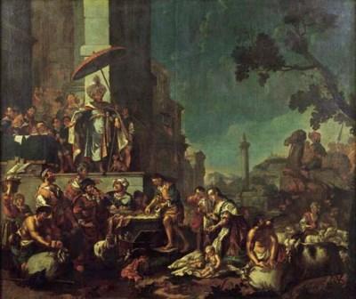 Cerchia di Jacob de Wet (1640-