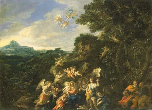 Antonio Burrini (1656-1727)