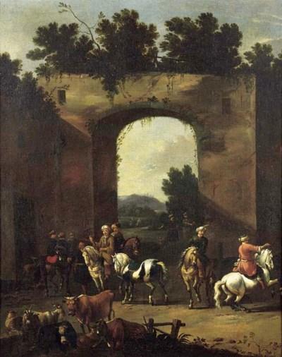 Pieter van Bloemen, Lo Stendar
