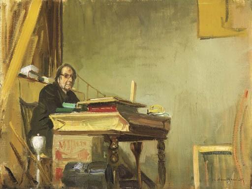 Pietro Annigoni (1910-1988)