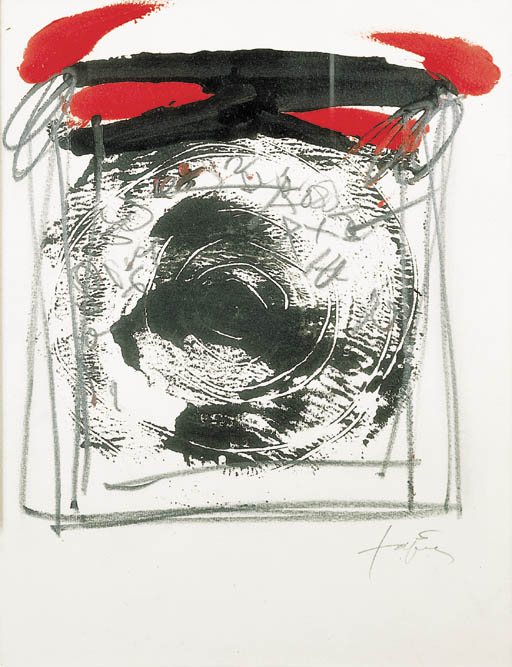 Antonio Tàpies (N. 1923)