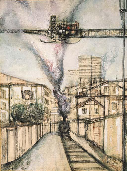 Renzo Vespignani (N. 1924)