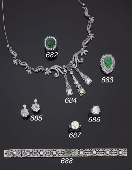 Anello in diamanti