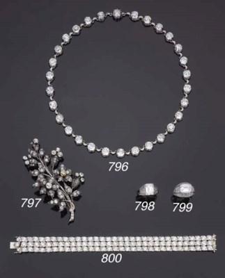 Anello in diamanti, firmato Gu