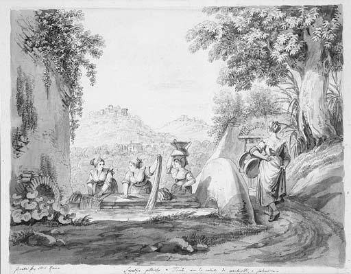 Bartolomeo Pinelli (1781-1835)