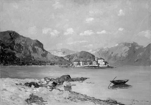 Scuola lombarda XIX-XX Secolo