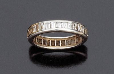 Fedina in diamanti