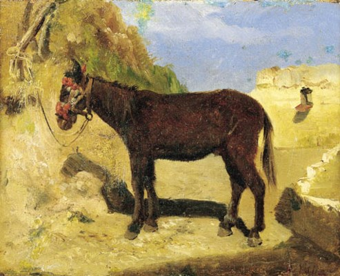 Nicola Palizzi (1820-1870)