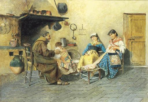 Augusto Daini (1860-1920)