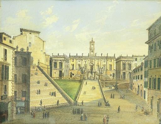 Scuola italiana inizi del XIX