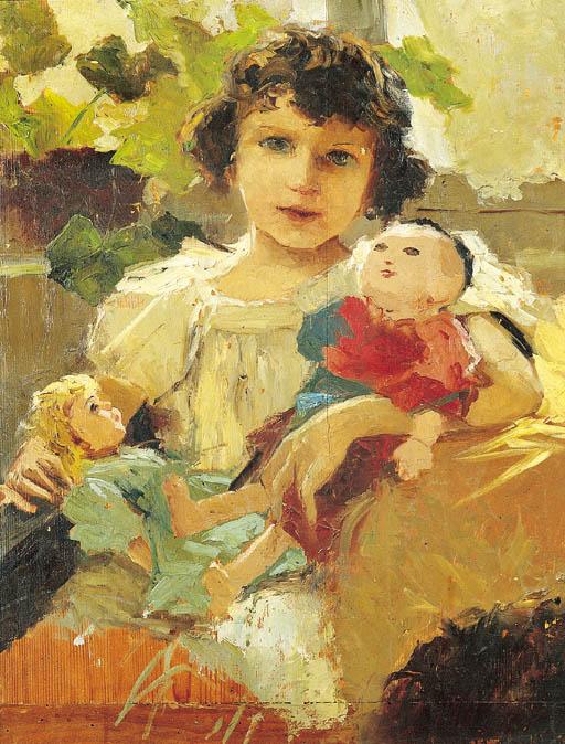 Elda Borzino (1863-1927)